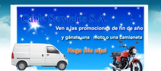 Promociones fin del mundo CATV